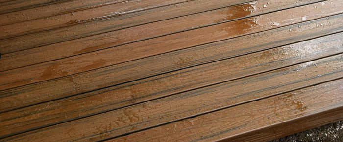 Deck Cleaning Service And Products In Fairfax Va And