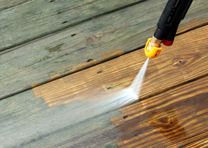 Deck Washing In Northern Virginia