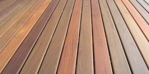 Ipe Teak Washing