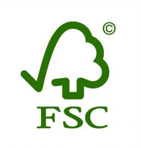 Forest Stewardship Certified