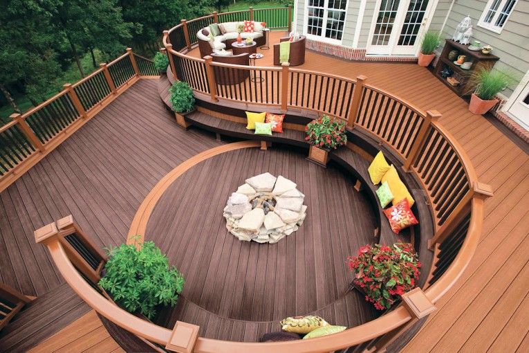 Composite Deck Cleaners Amp Trex Deck Cleaning In Nova