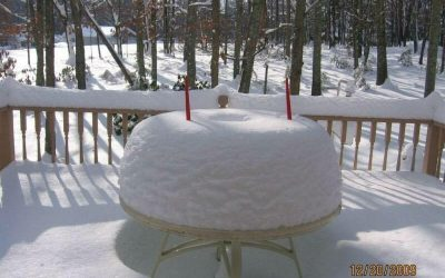 How to Care for Your Deck After A Snow
