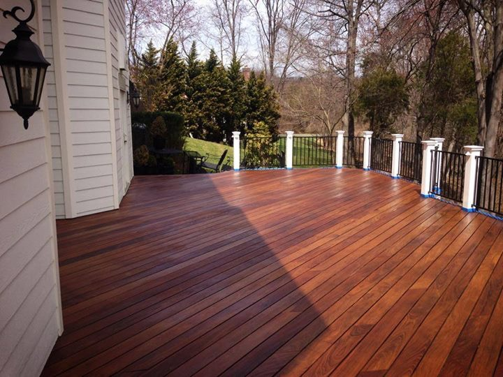 Deck maintenance services in alexandria va wash my deck deck maintenance solutioingenieria Image collections