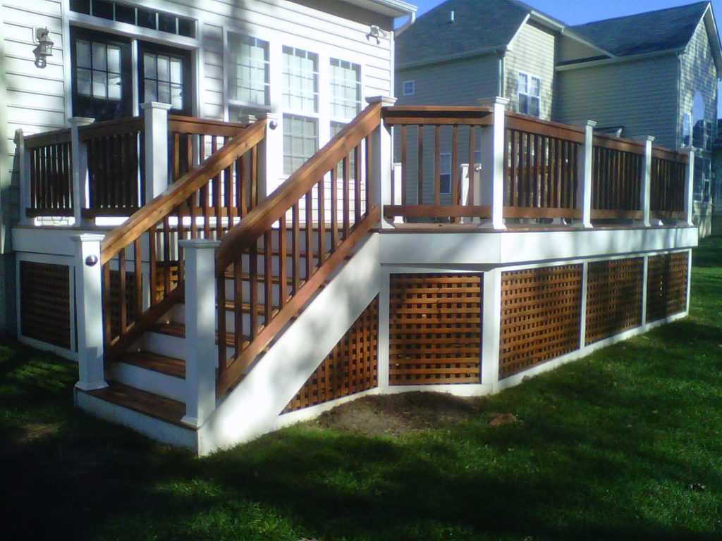 Contact Us Today For Deck Refinishing Services In Fairfax Va