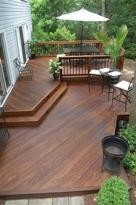 Fairfax Station Va Deck Refinishing Experts Wash My Deck