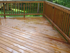 What April Showers Mean for YOUR Deck