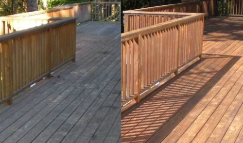 Beliebt Premiere Deck Cleaning, Sanding and Staining In Ashburn, Virginia DB29